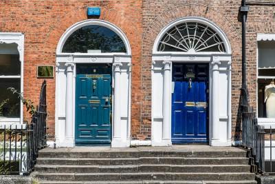 Bunte Haustüren in Dublin by Christian Birkholz-2