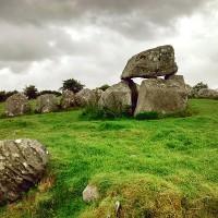 Dolmen in Irland