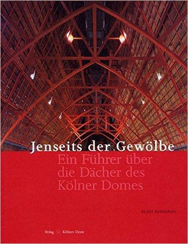 Jenseits der Gewölbe - Klaus Hardering - Ein Führer über die Dächer des Kölner Doms
