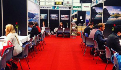 Bericht vom Norwegian Travel Workshop 2016 in Bodø