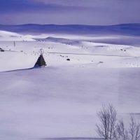 Mit der Nordlandsbanen über den Polarkreis