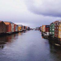 Famtrip beim Norwegian Travel Workshop: Gamle Bybro in Trondheim