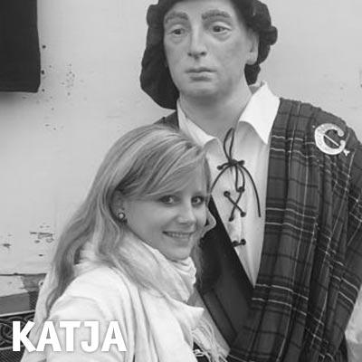 Highländer Mitarbeiter Katja