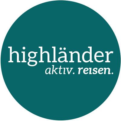 Neues Logo von Highländer Reisen