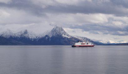 Die Hurtigruten in Norwegen