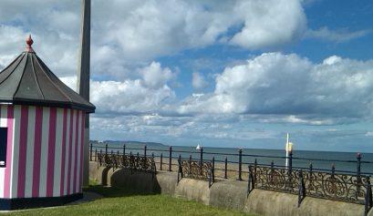 Strandpromenade Bray, Foto: Highländer