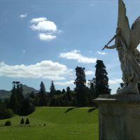 Powerscourt Gardens, Irland, Foto: Highländer