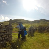 Wandern Connemara & Burren