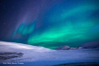 Nordische Faszination Nordlicht