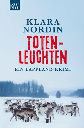 Cover des Lappland-Krimis-Totenleuchten
