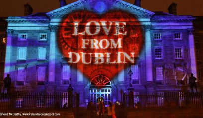 New Year's Eve - Silvester in Dublin