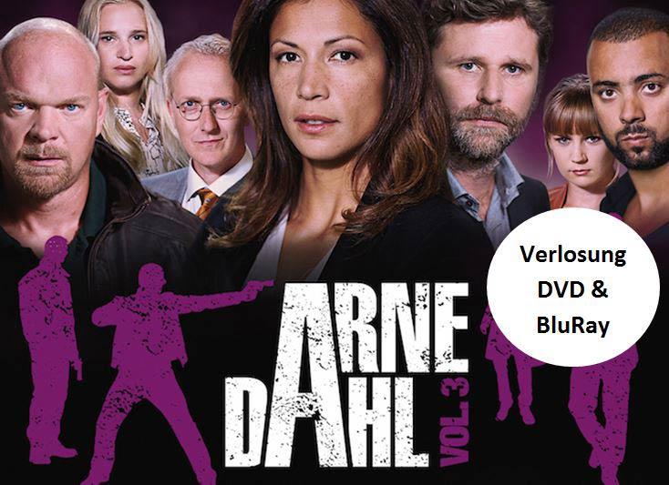 Arne Dahl - 3. Staffel