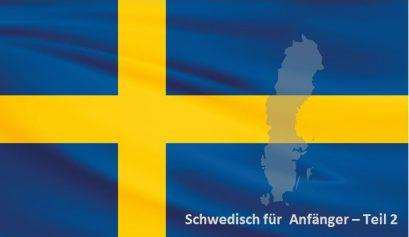 Schwedisch für Anfänger - Was Reisende unterwegs gern lernen