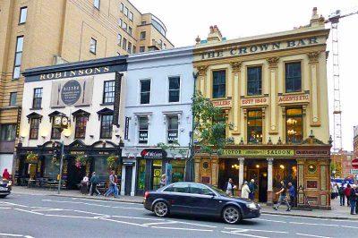 Der Liquor Crown Store in Belfast
