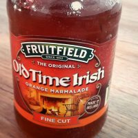 Old Time Irish Orange Marmelade