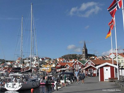 Fjällbacka: Teil der Krimitour Skandinavien