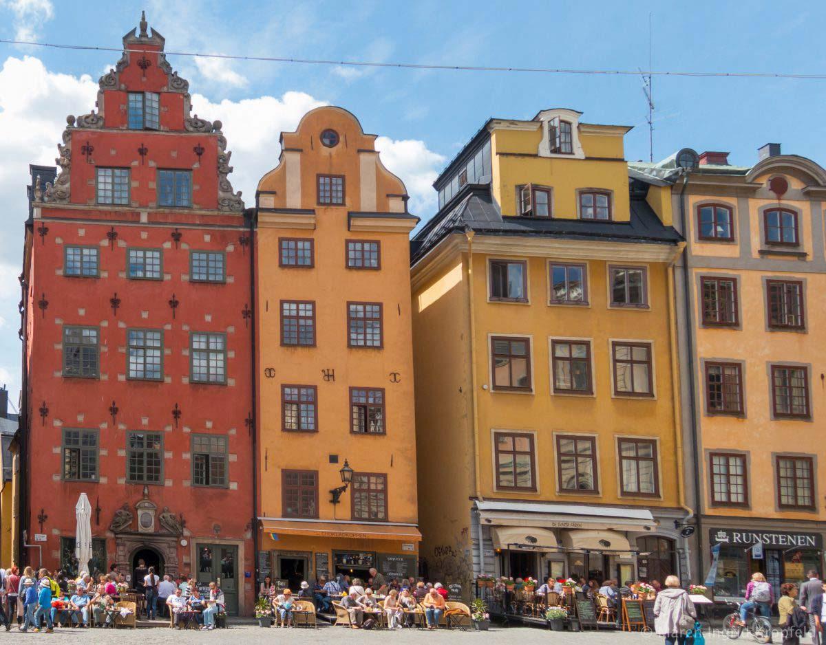 Gamlastadt: Die Altstadt von Stockholm - 10 Tipps