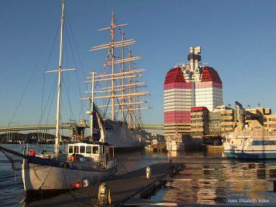 Die Krimitour macht auch in Göteborg Halt