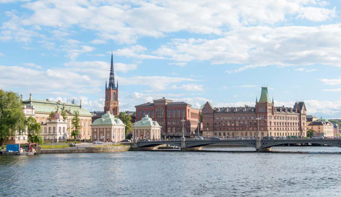 Zehn Tipps für einen Tag in Stockholm