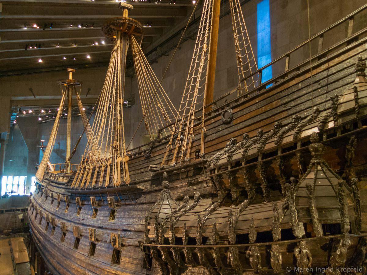Zehn Tipps für einen Tag in Stockholm: Wasa-Museum