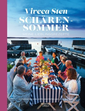 Schärensommer - Viveca Sten - Cover