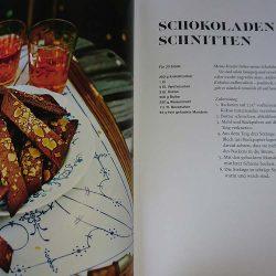 Schaerensommer-Schokoladenschnitten-Rezept