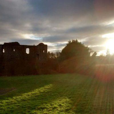 Wicklow Mountains Geheimtipps: Kindlestown Castle Ruin