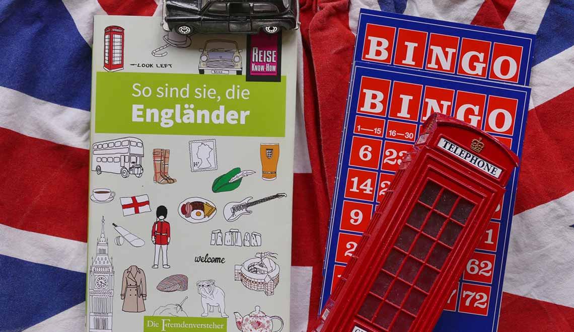 So sind sie die Engländer - Die Fremdenversteher
