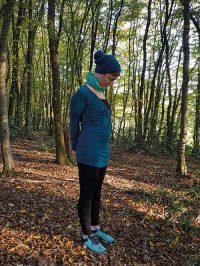 Yoga-Übung Schultergruß Teil 4