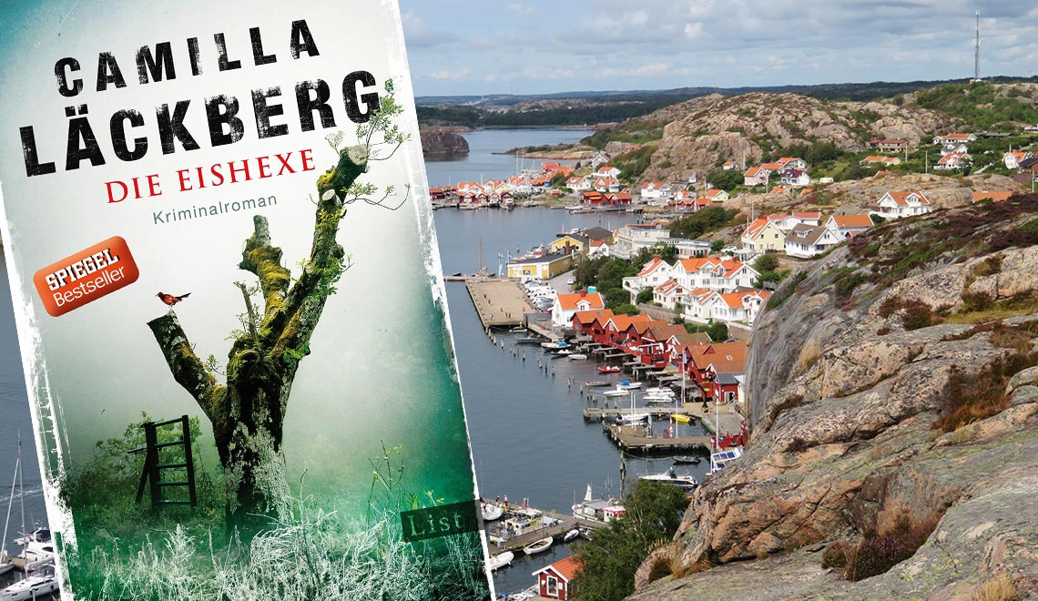 Camilla Läckberg - Die Eishexe