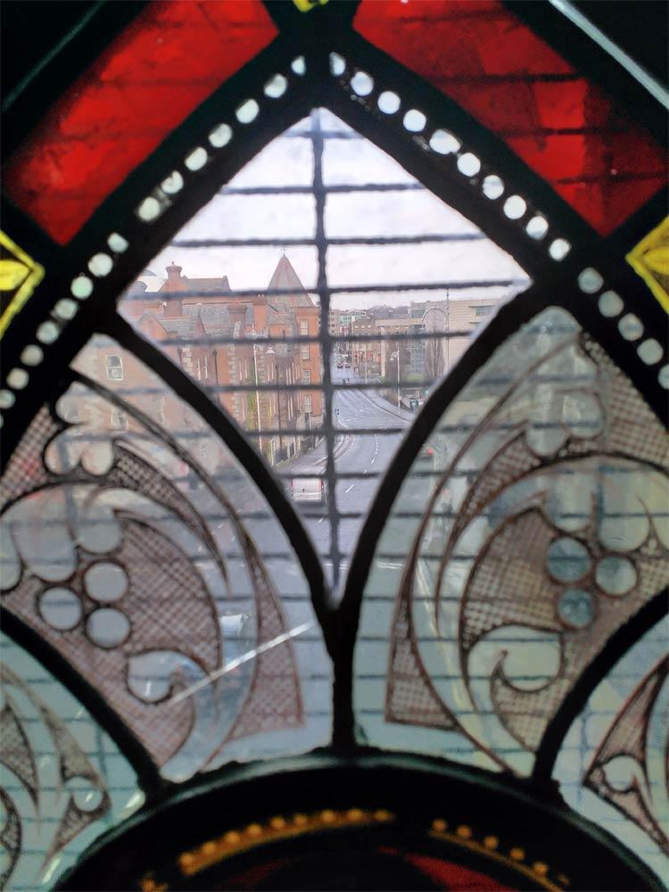 Blick aus der Christ Church Cathedral