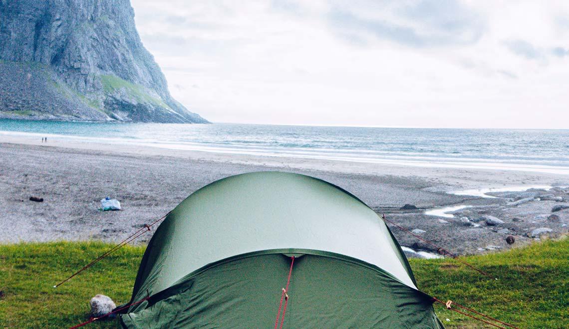 Norge på langs – 2.800 km zu Fuß von der Südspitze Norwegens zum Nordkap