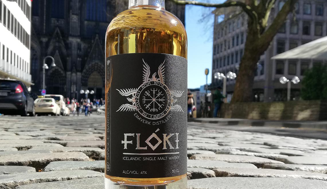 Flóki Icelandic Single Malt