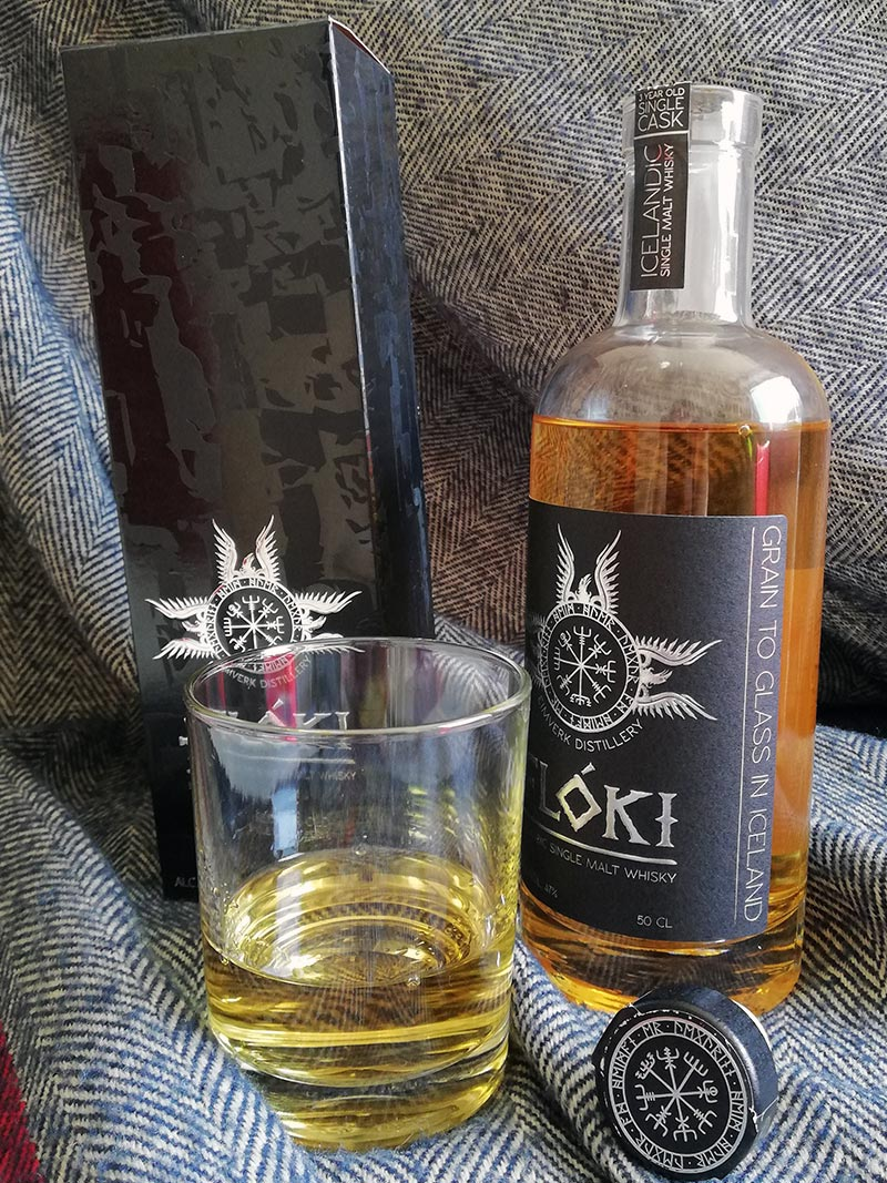 Flóki Whisky 3 Jahre