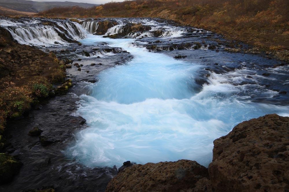 Sehenswürdigkeiten in Island: Wasserfälle